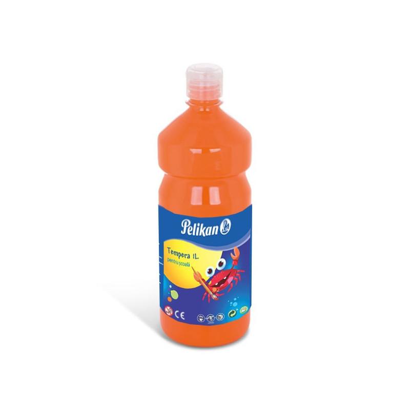 Tempera Pelikan, 1L Orange