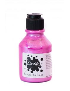 Tempera Ocaldo, 150 ml, roz metalizat