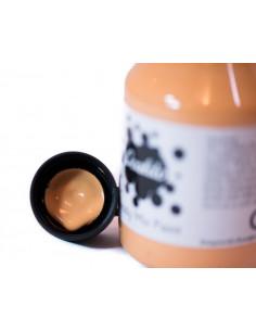 Tempera Ocaldo, 150 ml, portocaliu pastel