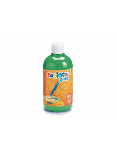 Tempera Finger Baby 2+, 500ml, Verde