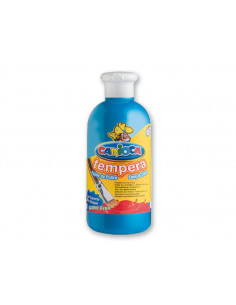 Ready tempera Carioca, 500 ml, Albastru