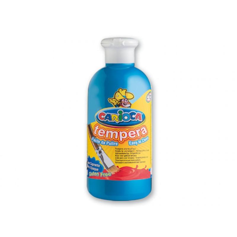Ready tempera Carioca, 500 ml, Albastru