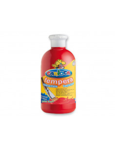 Ready tempera Carioca, 500 ml, Rosu