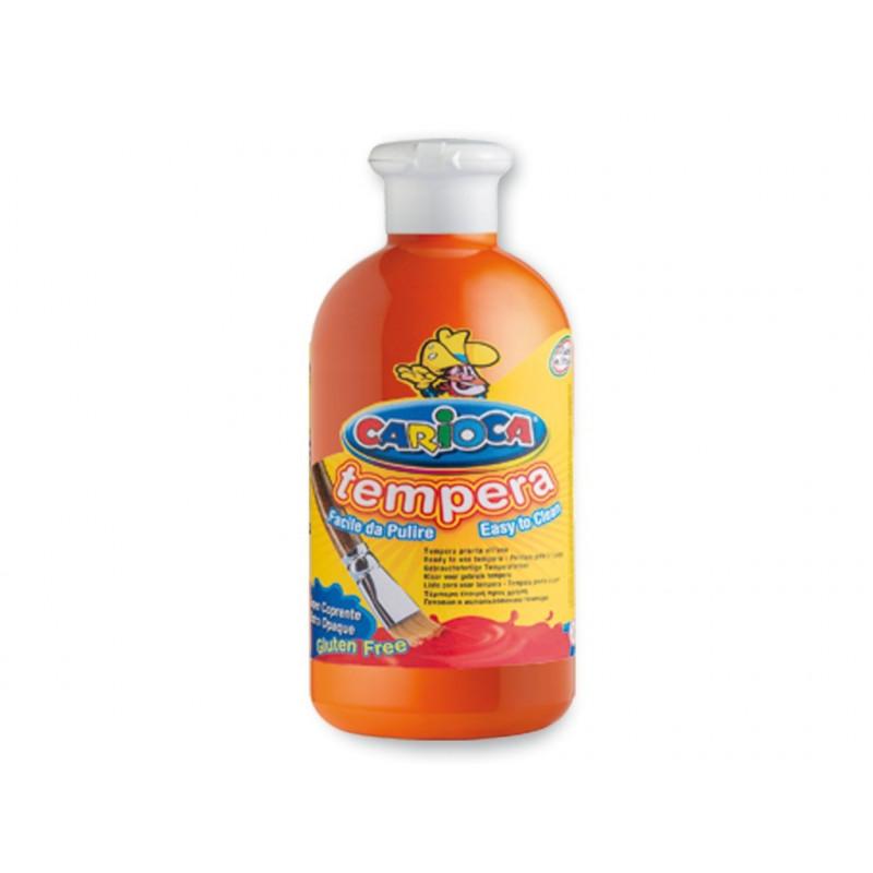 Ready tempera Carioca, 500 ml, Portocaliu