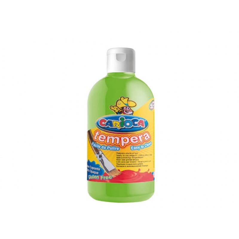 Ready tempera Carioca, 500 ml, Vernil