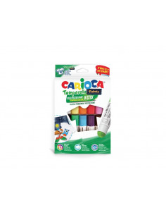 Creion-Tempera Temperello Fabric Carioca, 10 Buc/Set