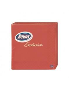 Servetele masa Zewa Exclusive, 3 straturi, 20 buc