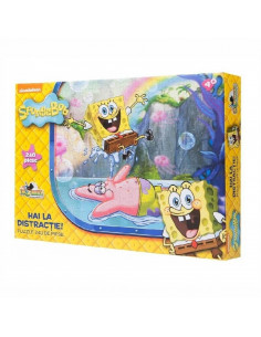 Spongebob, Puzzle Noriel Hai La Distractie!, 240 Piese
