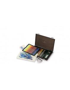 Creioane colorate Faber-Castell Acuarela A.Durer, 24 culori
