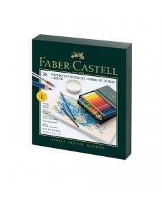 Creioane Colorate Faber-Castell Acuarela 36 Culori Studio Durer