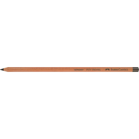 Creion Faber-Castell Pastel Pitt, Sepia Inchis