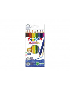 Creioane color Acquarell 12/set