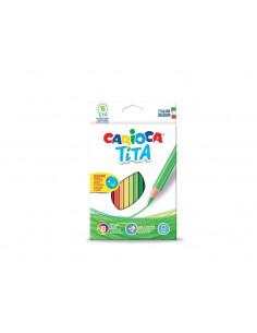 Creioane color Tita Clasic 18/set