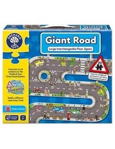 Puzzle Orchard Toys Gigant De Podea Traseu Masini Giant Road