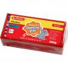 Plastilina Soft Clay, 500 Gr, Rosu Basic