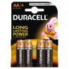 Set scoala - Ascutitoare electrica dubla DACO + 8 Baterii