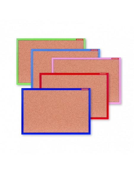 Panou Pluta Rama Color Memoboards 40 x 60 cm