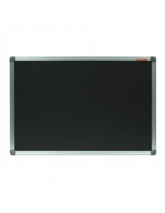 Tabla Creta Neagra Magnetica Rama Aluminiu Memoboards 120 x 200
