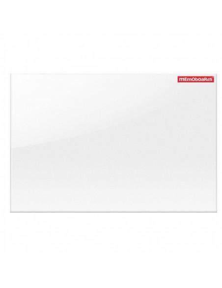 Tabla Alba Magnetica Sticla Mata Pt Proiector 60X90Cm Memoboards