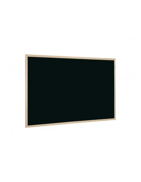 Tabla Neagra Cu Rama Din Lemn 60 X 40 Cm