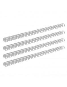 Inele Plastic Indosariere 16 mm Ecada Alb - 100 buc / cutie