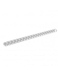 Inele Plastic Indosariere 32 mm Fellowes Alb -  50 buc / cutie
