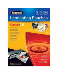 Folie De Laminare 54 X 86 Mm Fellowes