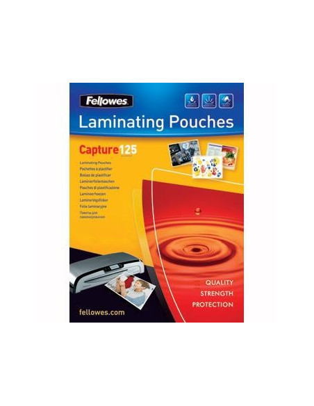 Folie De Laminare 83 X 113 Mm Fellowes