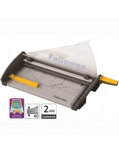 Ghilotina Cu Parghie Plasma A3 455 Mm 40 Coli Fellowes