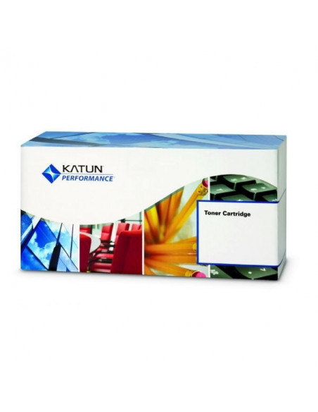 Cartus Toner Compatibil Toshiba T-FC25EC Katun Cyan, 5900 pagini