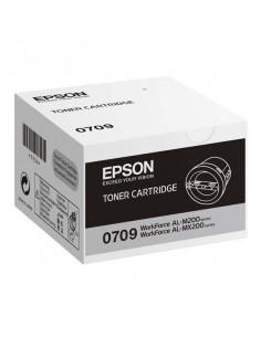 Cartus Toner Original Epson C13S050709 Negru, 2500 pagini