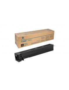 Cartus Toner Original Konica Minolta TN-411K A070151 Black, 45000 pagini