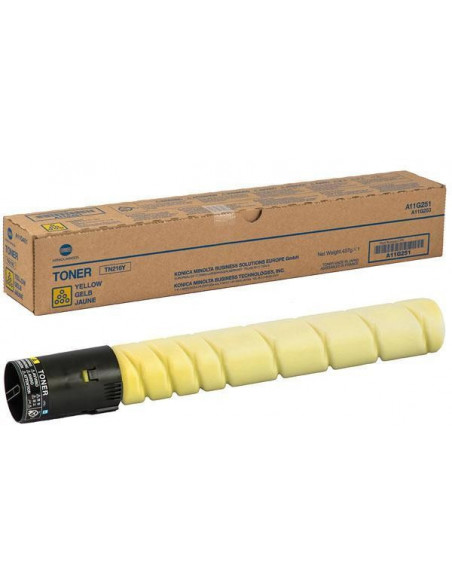 Cartus Toner Original Konica Minolta TN-216Y A11G251 Yellow