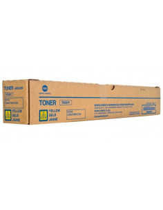 Cartus Toner Original Konica Minolta TN-324Y A8DA250 Yellow