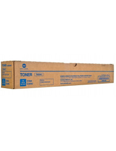 Cartus Toner Original Konica Minolta TN-324C A8DA450 Cyan