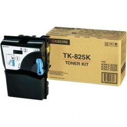 Cartus Toner Original Kyocera TK-825K Black, 15000 pagini