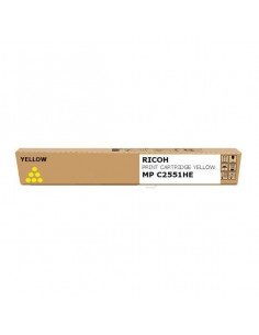 Cartus Toner Original Ricoh 841507/841215 Yellow, 9500 pagini