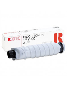 Cartus Toner Original Ricoh Type 2200EX Black, 3000 pagini
