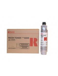 Cartus Toner Original Ricoh Type 2220D Black, 11000 pagini