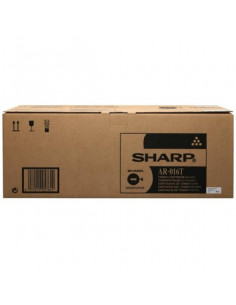 Cartus Toner Original Sharp AR016LT Black, 16000 pagini