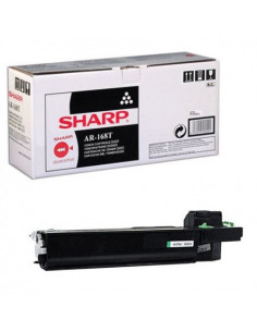 Cartus Toner Original Sharp AR168LT Black, 8000 pagini