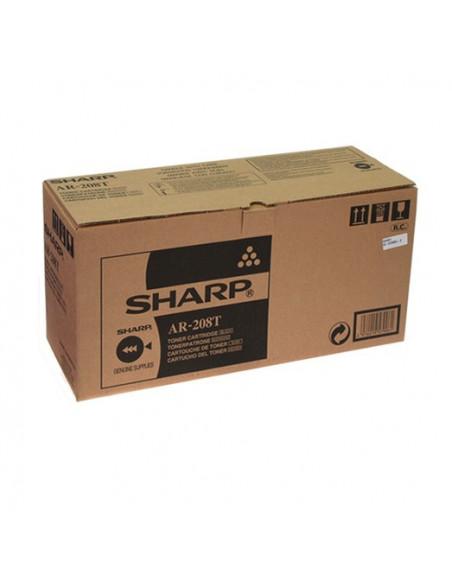 Cartus Toner Original Sharp AR208T Black, 8000 pagini