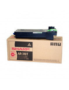 Cartus Toner Original Sharp AR310LT Black, 25000 pagini