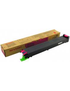 Cartus Toner Original Sharp MX27GTMA Magenta, 15000 pagini