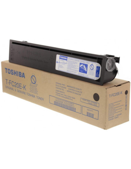 Cartus Toner Original Toshiba T-FC20EK Black, 20300 pagini