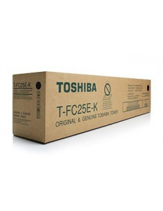 Cartus Toner Original Toshiba T-FC25EK Black, 34000 pagini