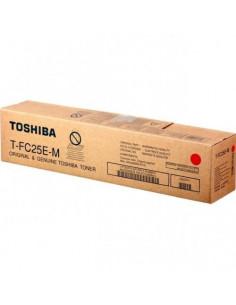 Cartus Toner Original Toshiba T-FC25EM Magenta, 26000 pagini