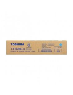 Cartus Toner Original Toshiba T-FC28EC Cyan, 24000 pagini