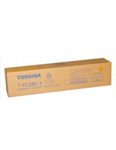 Cartus Toner Original Toshiba T-FC28EY Yellow, 24000 pagini
