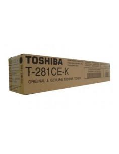 Cartus Toner Original Toshiba T-281CEK Black, 20000 pagini